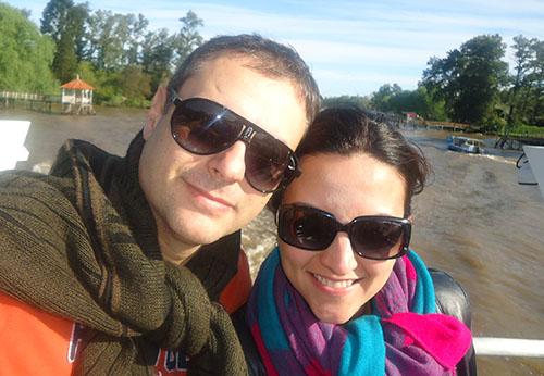 Renata e Adriano